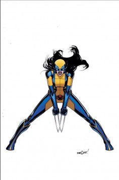 All-New, All-Different Marvel | X-23 as the New Wolverine