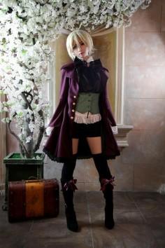 Alois Trancy #cosplay #kuroshitsuji #blackbutler