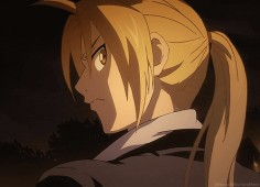 ......am I the only one who was kindof obsessed with Ed's ponytail | FMA