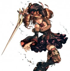 Amy Sorel; I remember playing Soul Calibur III and enjoying Kilik but Amy from Soul Calibur 4 that really stuck with me. Her moveset felt so fast and fluid. I had no inkling that it was that fast and fluid feeling was what I was chasing with fighting game characters.