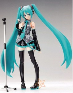 anime products | ... .com - Figma Vocaloid: Hatsune Miku Action Figure (Anime Merchandise