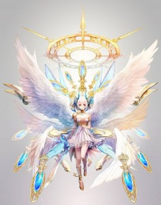 anjo,angel,anime ,art