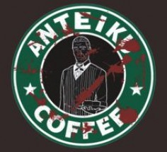 Anteiku Coffee T-Shirt