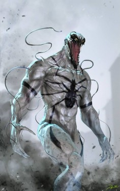 """""""Anti-Venom"""" by Adan Ali 