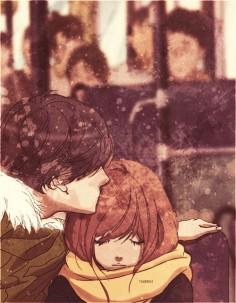 スリーピング・ナイツ Ao Haru Ride #anime