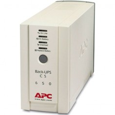 APC Back-UPS CS 650VA / 400Watt Standby BK650-AS