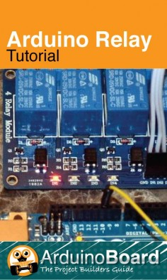 Arduino Relay Tutorial | Driving several types of relay board using any Arduino - CLICK HERE for Tutorial