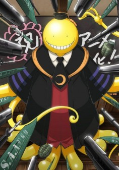 Assassination Classroom. Another manga definitely worth reading.