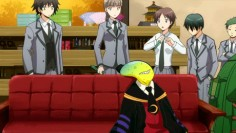 Assassination Classroom : Koro  This teacher sure is