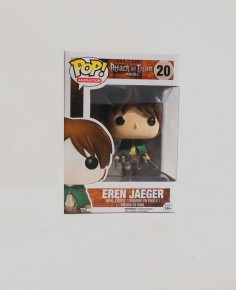 Attack on Titan - Eren Jaeger POP Vinyl Figure