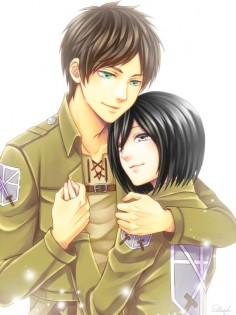 Attack on Titan | Eren & Mikasa