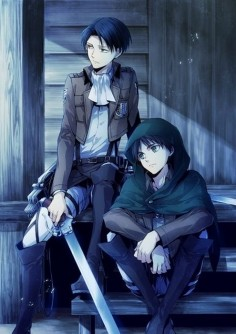 Attack on Titan | Levi & Eren Jaeger