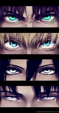 Attack on Titan Shingeki no Kyojin notice how they get  love you levi