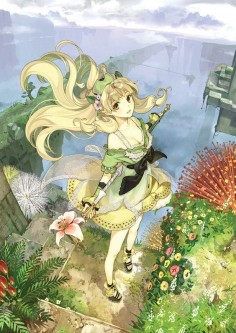 Ayesha Artwork - Characters & Art - Atelier Ayesha: The Alchemist of Dusk