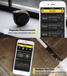 Bagel: The World's Smartest Tape Measure by Bagel Labs, Inc. — Kickstarter