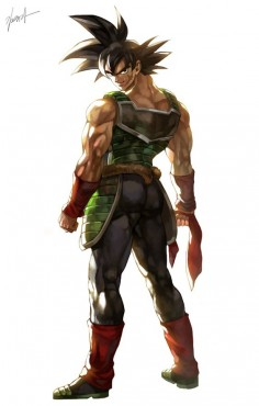 Bardock by GoddessMechanic2 on DeviantArt