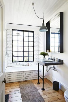 bathrooms via oh, i design blog