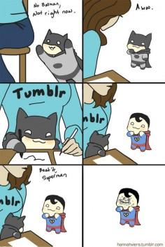 Batman vs. Superman by ~Rosethorn-Halo on deviantART