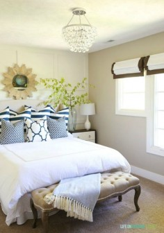 beautiful guest bedroom design