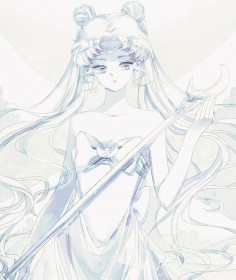Beautiful Queen Serenity