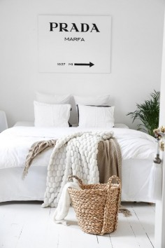 bedroom styling | bedding inspiration