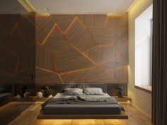 Bedroom Wall Textures Ideas & Inspiration