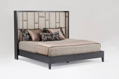 ADRIANA HOYOS: Grafito (King/Queen) bed