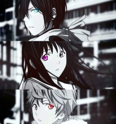 Best of the Three YATO YUKINE AND HIYORI YAY I'm posting again cause I have wayyy too many pics in my gallery so yeah. Deal with it Credits to @animeonspot #kamuigang #naruto #fairytail #onepiece #tokyoghoul #attackontitan #dragonballz #noragami #akamegakill #owarinoseraph #onepunchman #gintama #swordartonline #hunterxhunter #blackbutler #anime #manga #animecosplay #yato #yukine #hiyori #noragamiaragoto #yatoxhiyori #bishamon #kazuma #noragamiaragoto #bleach