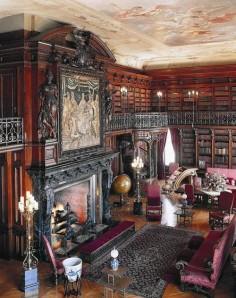 Biltmore library.