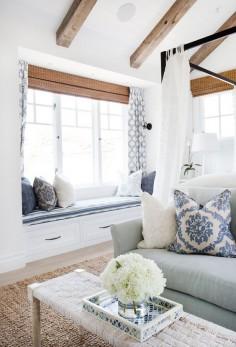 blackband design // bayshores master bedroom