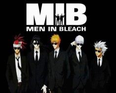 Bleach - Men in Bleach - Anime