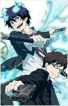 Blue Exorcist - I just finished watching this show. I really liked it. I would consider it for a re-watch.
