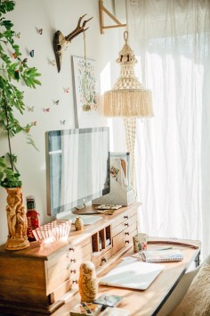 Bohemian Workspace LMEAN x Anthropologie 17