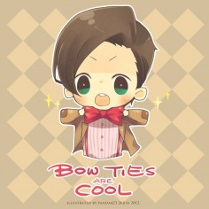 Bowties. Are. COOL. by ~panda423