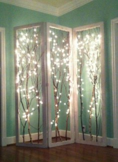 branches with lights [repin]