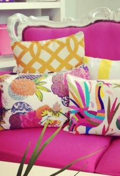 Bright Mixed Prints.