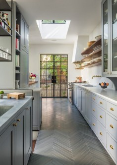 Brooklyn Brownstone Remodel, Gerry Smith Architect | Remodelista