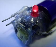 Build a World's Smallest Electronic Shocker! version