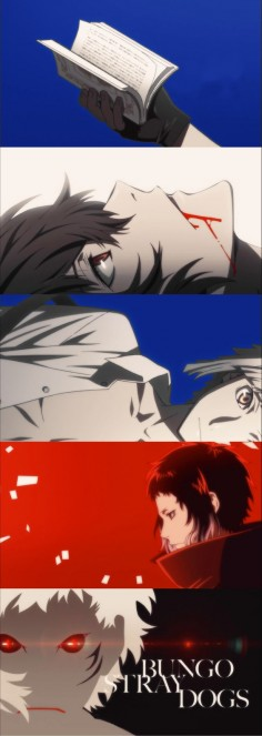 Bungo Stray Dogs OP || Looks like an interesting show