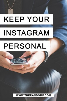 By this day it is well known fact that Instagram is a game changer (basially - just like any other social media), since we all have tendency to like visual thin