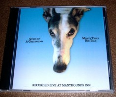 Calming CD for Greyhounds by GodsGreyts on Etsy
