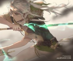 Carciphona - Veloce WIP by *shilin on deviantART