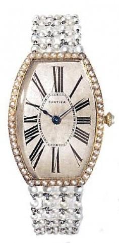 Cartier Watch Paris 1907