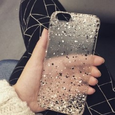 Casetify Glitter Confetti iPhone 6 Case