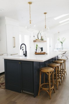Centerville Residence Living, Dining & Kitchen - House of Jade Interiors Blog