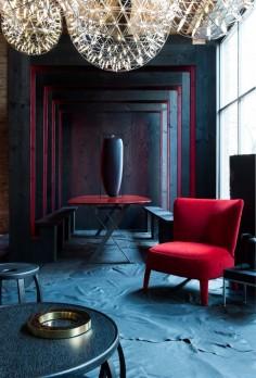 Cherry chair, MaxAlto Collaboration with Lukas Machnik by Aaron Scott