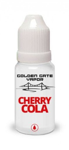 Cherry Cola e-Juice -- Just like the soda!