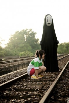 Chihiro & No Face