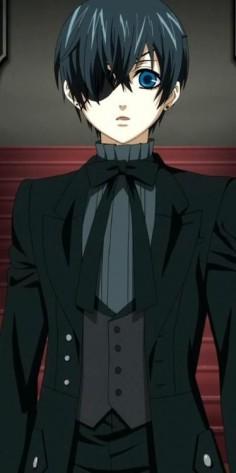 Ciel Phantomhive; Black Butler
