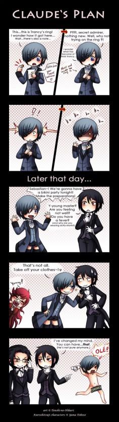 Claude's plan by Tenshi-no-Hikari